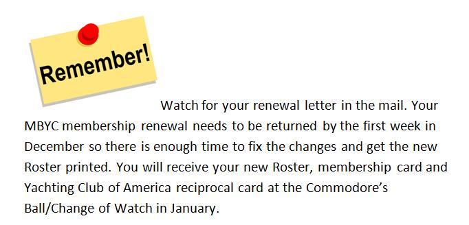 Renewal Notice 2014