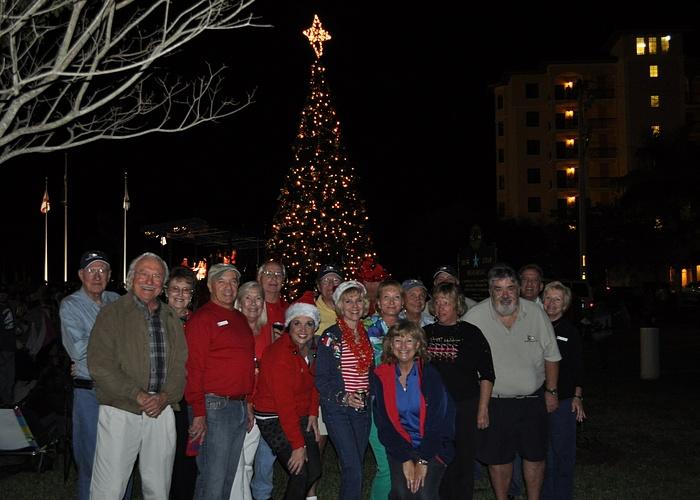 Marco Christmas Tree Lighting