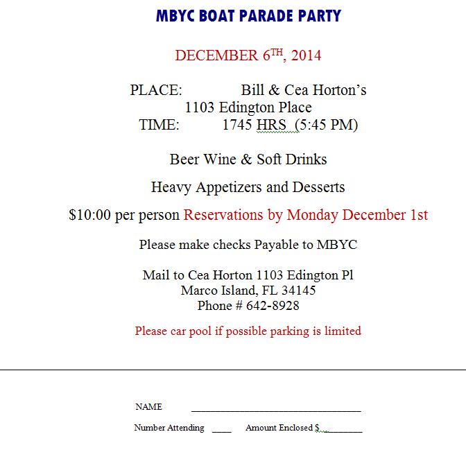 141206 Boat Parade Party