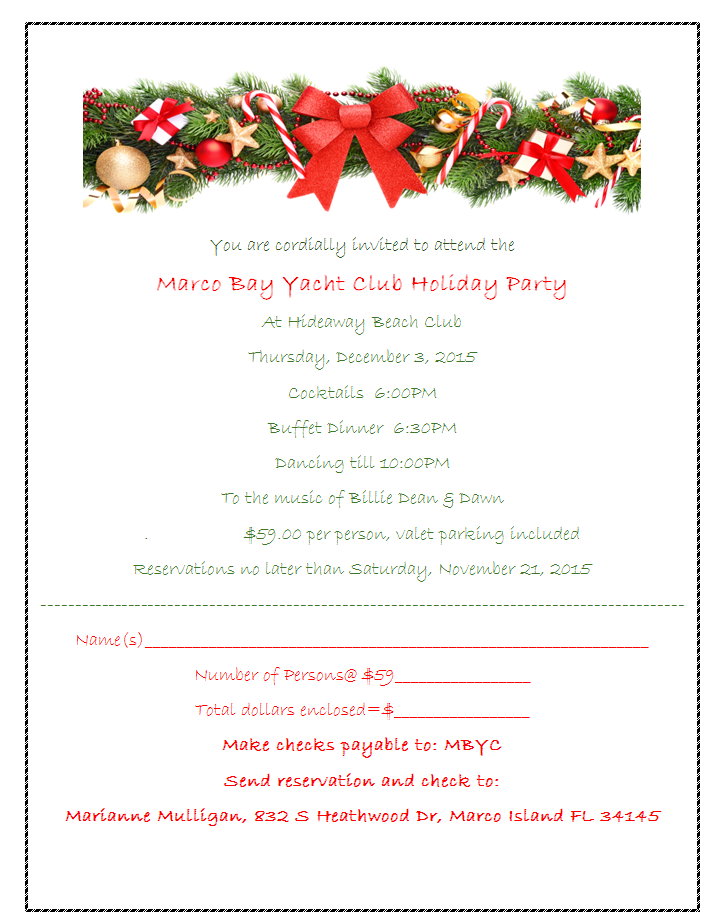 151203 MBYC Holiday Party