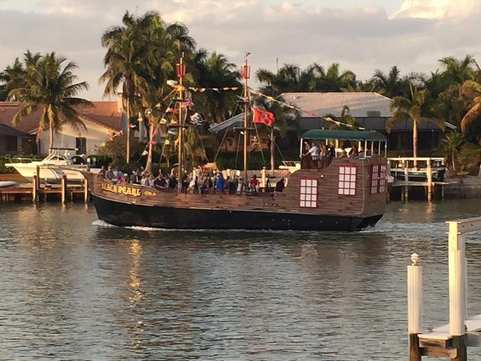 Black Pearl Cruise