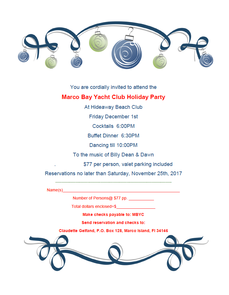 171201 Holiday Party