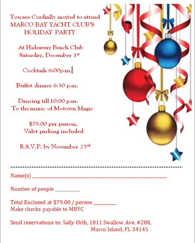 181201 Holiday Party