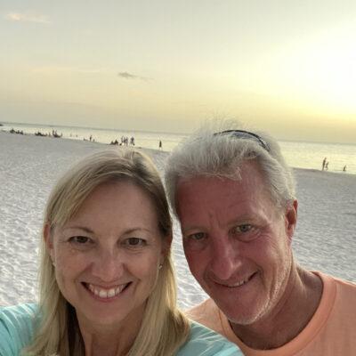 Jim Barker & Kelly Rogers