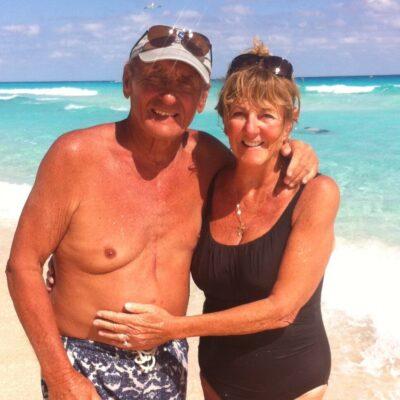 Dave and Maureen Hodgkinson